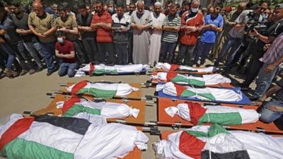 "Egiptul a deschis ""in mod exceptional"" granita cu Gaza pentru a evacua ranitii"