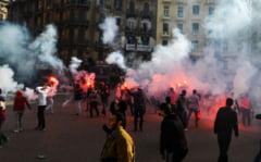 Egiptul marcheaza patru ani de la caderea lui Mubarak cu proteste violente: 15 morti