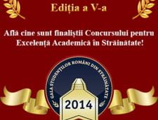 Ei sunt cei mai buni studenti romani din strainatate!