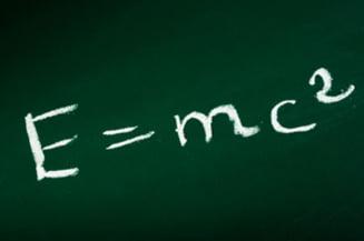 Einstein, acuzat de plagiat, referitor la celebra formula E=mc2