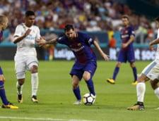 El Clasico: Barcelona si Real Madrid au facut spectacol total in amicalul disputat in SUA (Video)