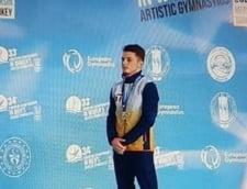 El e urmasul lui Marian Dragulescu. Medalie de aur pentru gimnastica romaneasca la Europene
