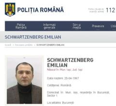 Elan Schwartzenberg, dat in urmarire: Fotografia lui a aparut pe site-ul Politiei