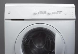 Electrocasnicele viitorului: Masina de spalat care comanda detergent singura (Video)