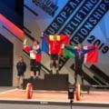Elena Andries castiga trei medalii de aur la Campionatele Europene de haltere