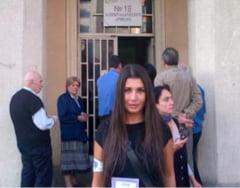 Elena Basescu, observator PE la alegerile din Georgia (Galerie foto)