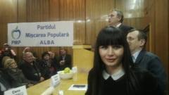 Elena Basescu a incurcat PDL cu PMP intr-un discurs: Imi este putin greu