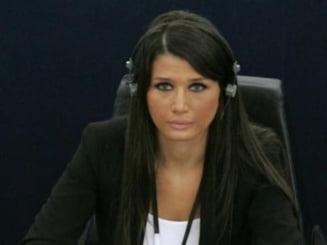 Elena Basescu a pledat pentru Rosia Montana in PE
