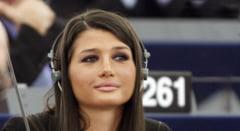 Elena Basescu il face praf pe Buglea, in plenul Parlamentului European