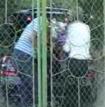 Elena Basescu l-a dus pe Syda la bunicii sai