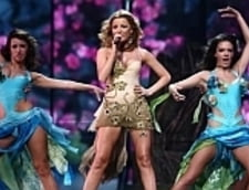 Elena Gheorghe, locul 19 la Eurovision