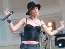 Elena Gheorghe se lupta cu Patricia Kaas, la Eurovision