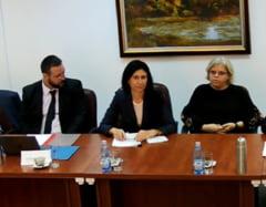 Elena Iordache, laudata de Tudorel Toader, a fost aleasa sefa a Asociatiei Procurorilor din Romania