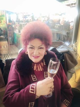 Elena Merisoșreanu are COVID - 19 și este internată în stare gravă la Matei Balș. Cântăreața este vaccinată încă din aprilie