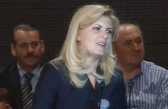 """Elena Udrea, """"soarele PD-L"""" si un """"Kill Bill"""" al politicii romanesti (Video)"""