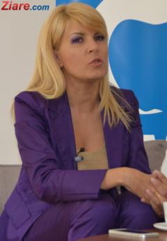 Elena Udrea, 50 Shades of Grey pe culoarele puterii