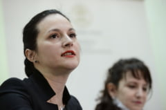 Elena Udrea: Alina Bica nu mai calca in Romania