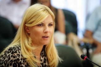 Elena Udrea: Campania USL, tot mai mizerabila