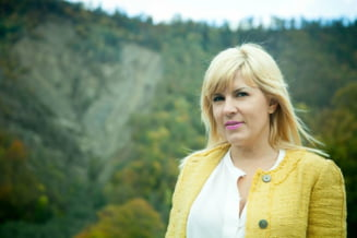 Elena Udrea: Cei care il pupa acum pe Iohannis il pupa exact pentru ceea ce il criticau in campanie