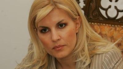 Elena Udrea: De ce-a apelat Ponta la MAI? De ce nu la FBI sau CIA?