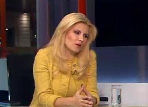 Elena Udrea: Era rau daca ramaneam in Guvern