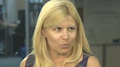 Elena Udrea: In ministere se practica telefoanele