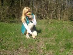 Elena Udrea: Ma autodenunt. Vreau sa fac agricultura ecologica, am cizme de cauciuc