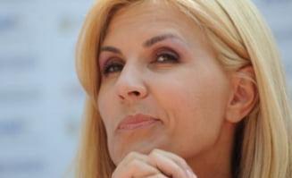 Elena Udrea: Nu are nimeni de ce sa voteze suspendarea presedintelui