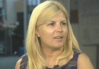 Elena Udrea: Nu simt ura din partea oamenilor, cand ies pe strada