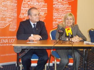 Elena Udrea: Regret un singur lucru - candidatura la Primaria Capitalei