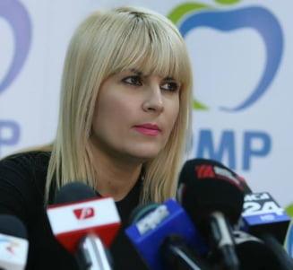 Elena Udrea: S-a incercat scoaterea mea din competitie (Video)