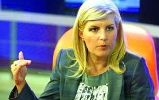 Elena Udrea: Salut inscrierea in cursa pentru sefia PDL a Monicai Macovei