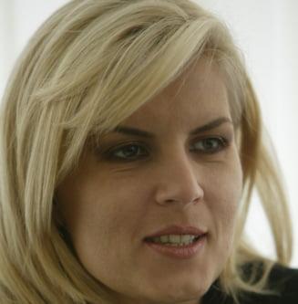Elena Udrea: Stiam ca sunt un candidat mai bun decat Cristian Diaconescu