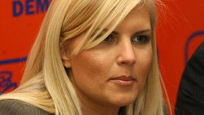 Elena Udrea: Sunt prioritatea absoluta a USL
