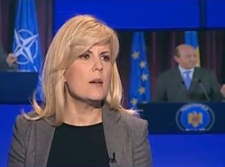 Elena Udrea: Traian Basescu nu vine sa ma aplaude pe mine la Conventie!