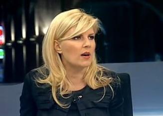 Elena Udrea: Trebuie sa intram in epoca post-Basescu