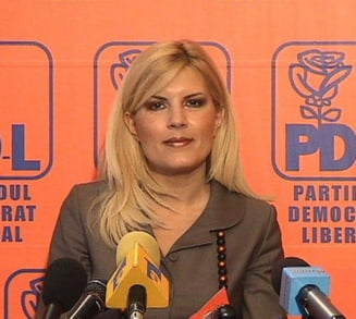 Elena Udrea: Viitorul premier va fi dat de ARD. Nu vom fi vioara a doua intr-o coalitie
