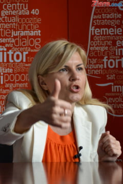 Elena Udrea: Voi castiga alegerile (Video) - Interviu