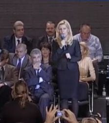 Elena Udrea, aleasa presedinte al PD-L Bucuresti. Placinta si Canacheu, vicepresedinti