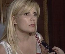 Elena Udrea, asteptata marti la comisia de ancheta