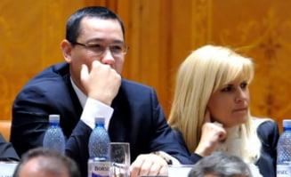 Elena Udrea, atac la Ponta: Palatul Victoria si Jilava au acelasi discurs