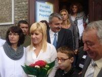 Elena Udrea, candidatul Partidului Miscarea Populara la presedintia Romaniei Eu sunt un om care a lasat ceva in urma sa