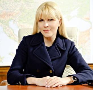 Elena Udrea, cea mai demna dintre urmasii lui Traian