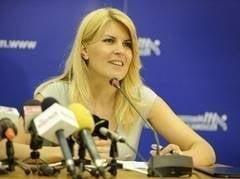 Elena Udrea, despre candidatura la sefia PD-L: E o diferenta intre a-ti dori ceva si a putea