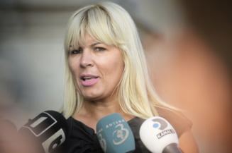"""Elena Udrea, dupa ce PMP a anuntat candidatura lui Basescu la Primarie: """"Gata, s-a terminat cu gluma! Se face din nou politica in Romania"""""""