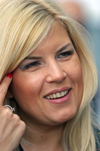 Elena Udrea, in Parlament - afla daca poate fi arestata in Gala Bute