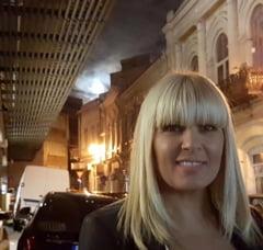 Elena Udrea, la Curtea de Apel Bucuresti, unde se judeca dosarul referitor la finantarea campaniei electorale prezidentiale din 2009