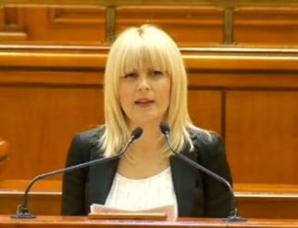 Elena Udrea, la un pas de arest - Ponta a lipsit si de aceasta data de la votul din plen
