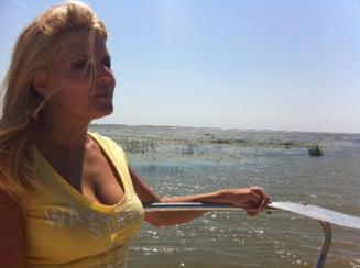 Elena Udrea, mandra de Romania: Avem o tara cu adevarat frumoasa (Galerie Foto)