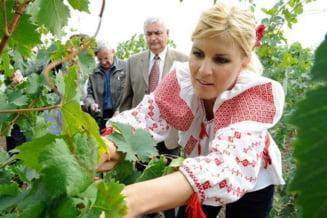 Elena Udrea, pe urmele lui Basescu: Isi cumpara 80 de hectare de teren agricol